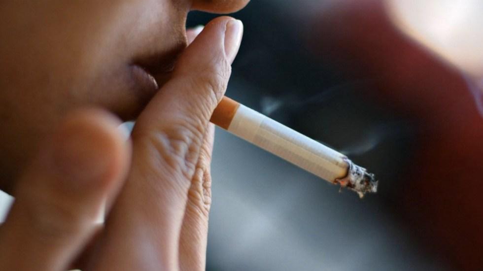 Mueren 118 mexicanos al día por tabaquismo - Foto de Archivo