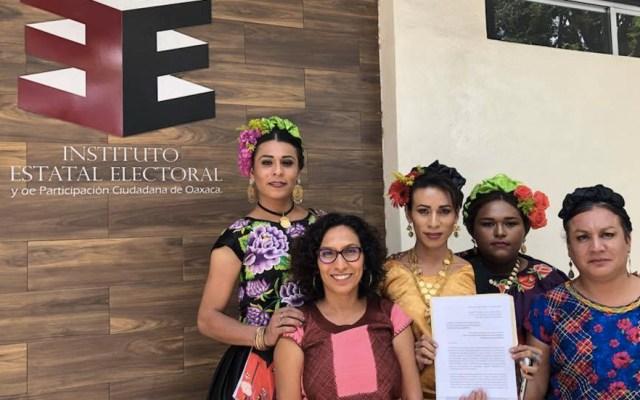 IEEPCO investigará presuntas falsas candidaturas transgénero - Foto de Colectivo por la Ciudadanía de las Mujeres