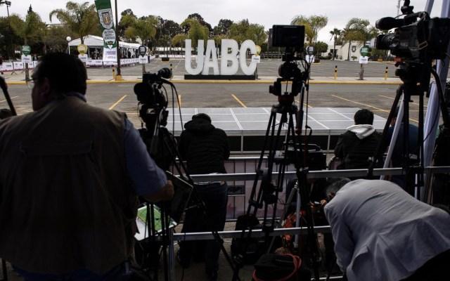 Lorenzo Córdova asegura que INE está listo para segundo debate - Foto de @FronteraEnsenad