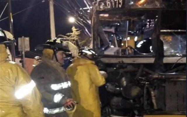 Accidente en carretera México-Toluca deja 22 lesionados - Foto de Internet