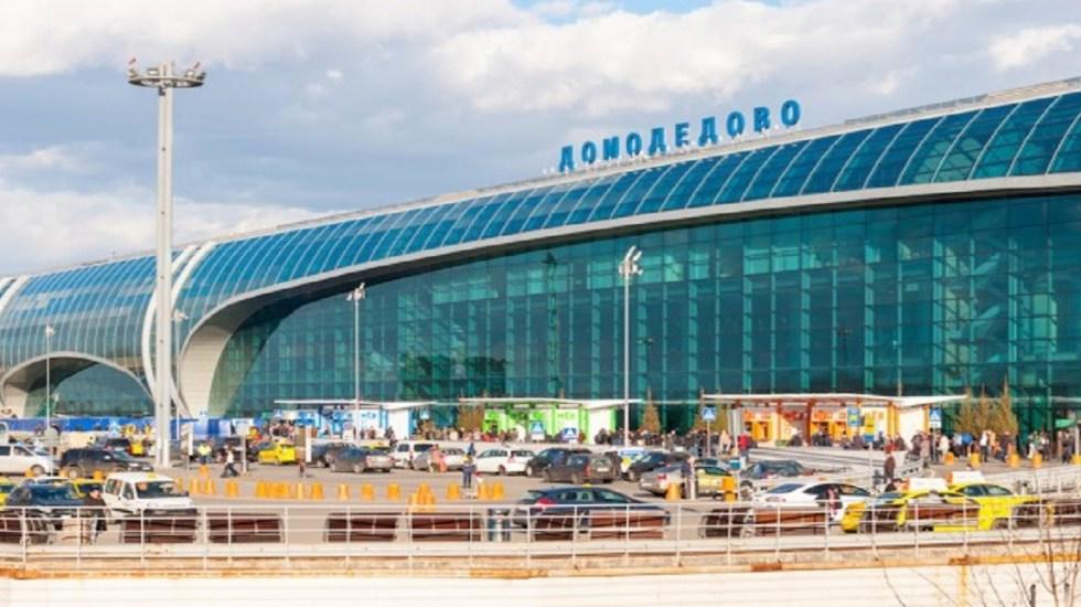 Alerta de bomba causa movilización en aeropuerto de Moscú - Foto de Digital Security Magazine