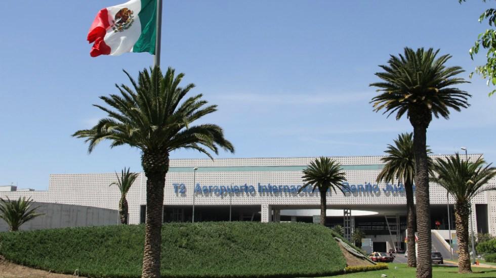 OMA informa que podría perder inversión hotelera por cierre del AICM - Foto de AICM