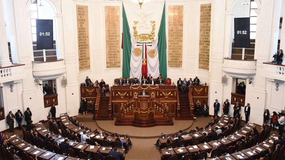 Aprueban reducción de requisitos para el divorcio en la capital - Foto de @AsambleaDF