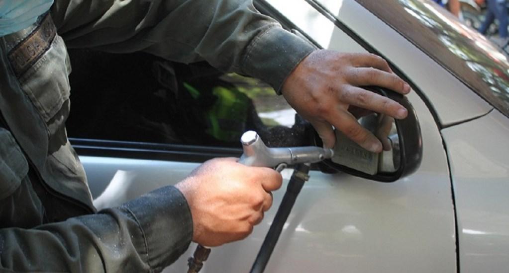Alerta SSP que Nuevo Sistema Penal libera a ladrones de autos - Foto de internet