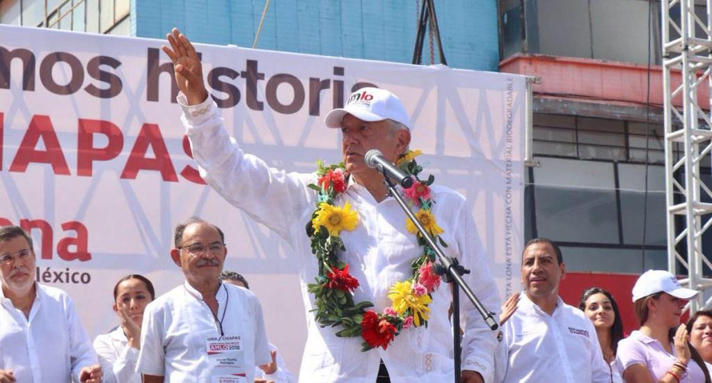 Mandato de López Obrador no durará seis años - Foto de @PartidoMorenaMx
