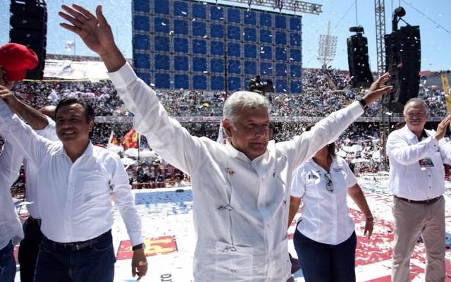 AMLO dará conferencia tras conocer los resultados electorales - Foto de @lopezobrador_