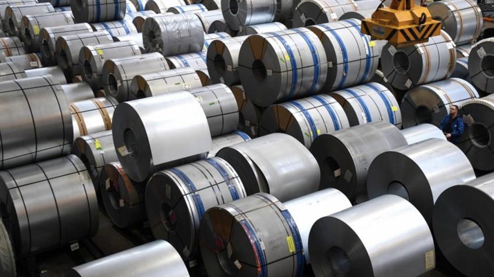 IP advierte sobre indefensión del gobierno a acereros nacionales - En marzo de 2018 entró en vigor aranceles al acero y aluminio de México. Foto de Internet