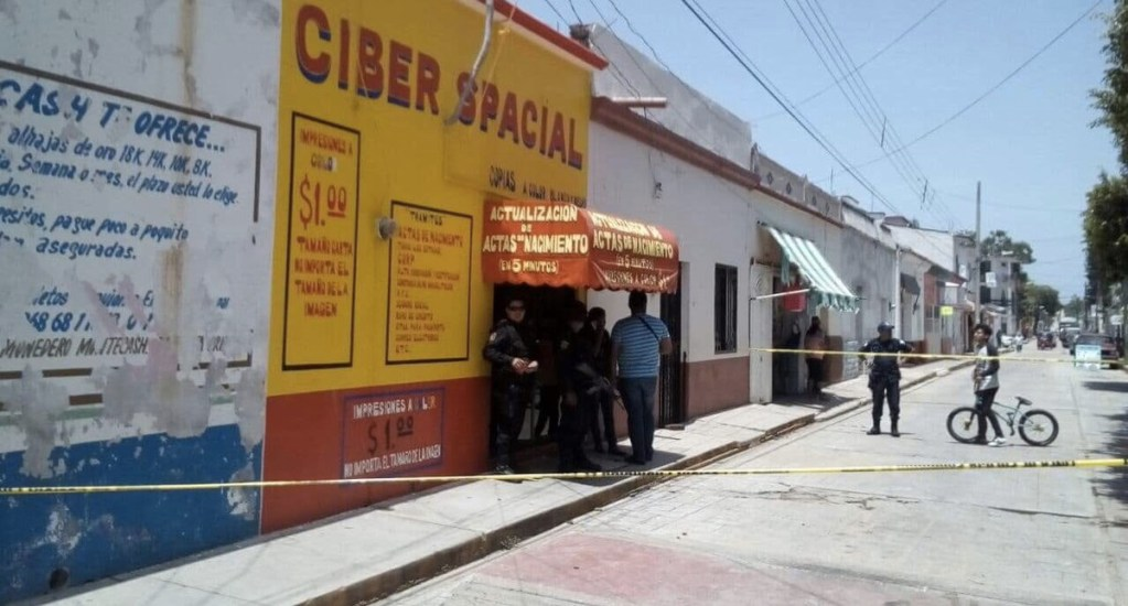Aseguran café internet en Chiapas por imprimir boletas falsas - Foto de @isain