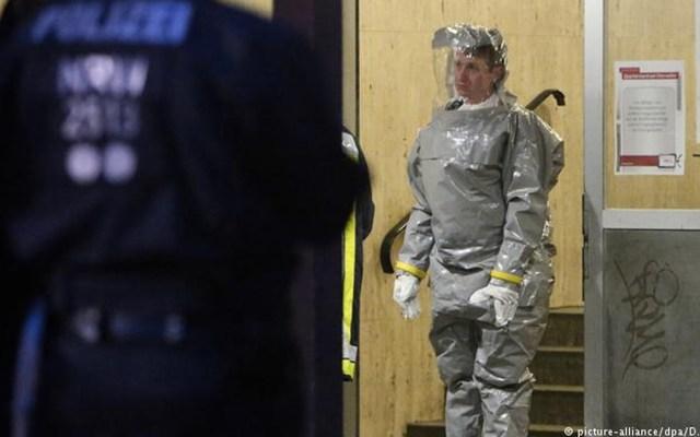 Alemania frustra ataque químico en Colonia - Foto de dpa