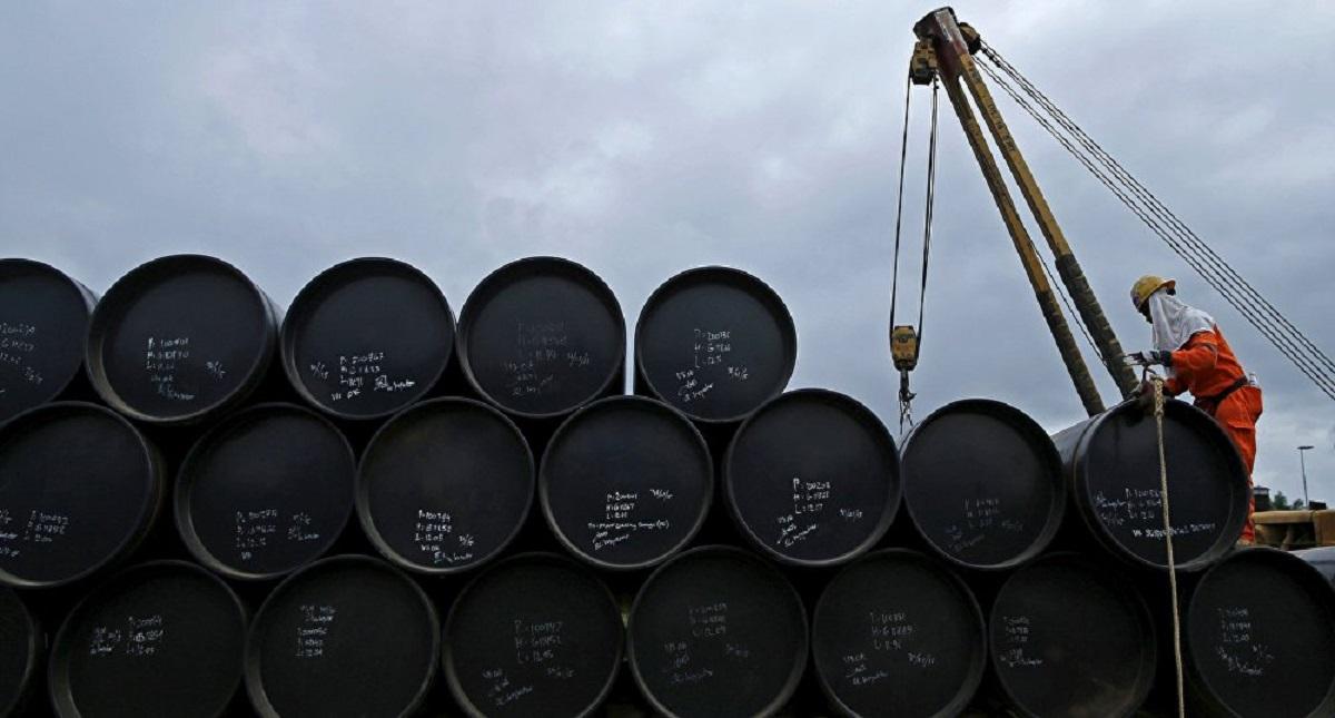 Barriles de petróleo. Foto de Reuters