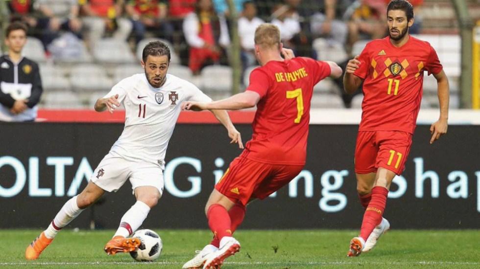 Bélgica y Portugal con la pólvora mojada en empate sin goles - Foto de Internet