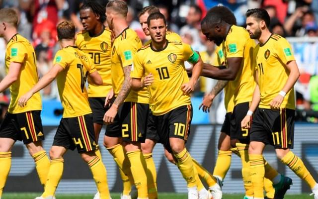 Bélgica golea 5-2 a Túnez - Foto de @FIFAWorldCup
