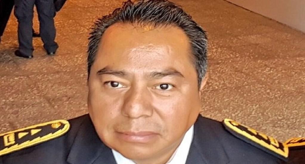 Caen presuntos asesinos de bombero en la Ciudad de México - Foto de Twitter