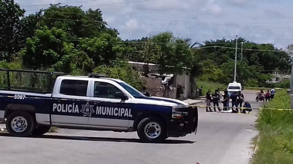 Fin de semana violento deja seis muertos en Cancún - Foto de Quadratín.