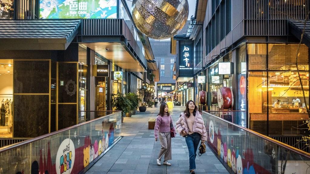 #Viral Quiebra restaurante en China por promoción de apertura - Ciudad de Chengdu, China. Foto de internet