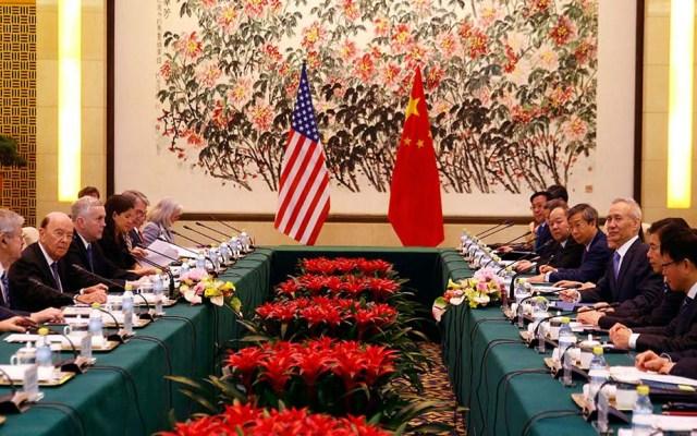 China abandonaría acuerdos comerciales si EE.UU. continúa sanciones - Foto de Getty Images