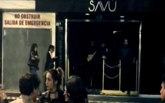 Cierran ocho bares de la Condesa por drogas - Foto de Internet