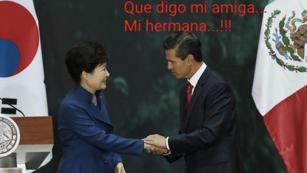 Los memes de la clasificación de México - Foto de internet