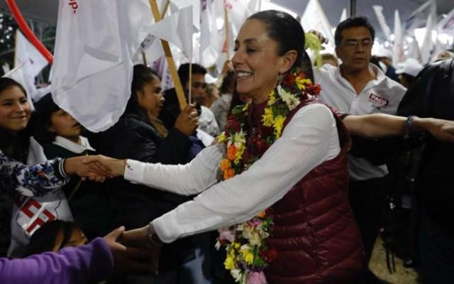 Claudia Sheinbaum gana las elecciones de la Ciudad de México - Foto de Claudia Sheinbaum