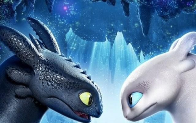 #Video El avance de 'Cómo entrenar a tu dragón 3' - como entrenar a tu dragón tres taquilla