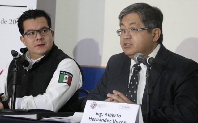 """""""Ni siquiera pude conocer a la directora de Conagua"""": Hernández Unzón - alberto hernández unzón habla sobre su salida del smn"""