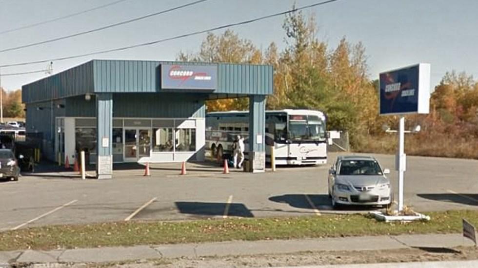 #Video Conductor de autobús pide pruebas de ciudadanía a pasajeros - Foto de Internet