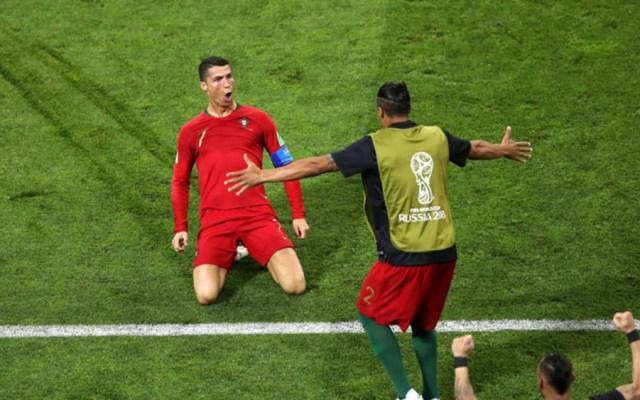 """Cristiano es propenso a tirarse"": Piqué - Foto de FIFA"