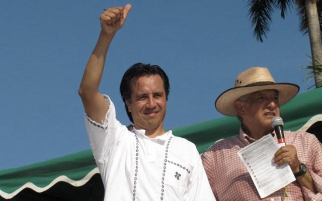 Cuitláhuac García gana las elecciones en Veracruz - Foto de Internet
