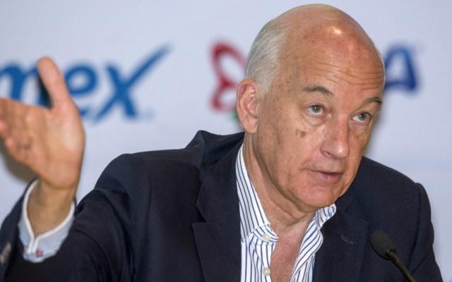 En 2019 podría implementarse el VAR en el futbol mexicano - David Elleray, director técnico de la Internacional Board (IFAB). Foto de Mexsport