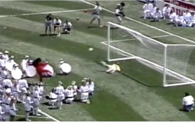 #Video El penal fallado de Diana Ross - Captura de pantalla