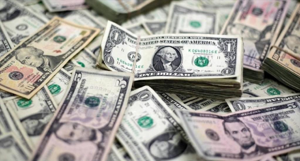 Aranceles de EE.UU. a China ubican dólar en 20.95 pesos - Foto de internet