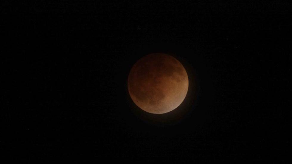 En julio se producirá el eclipse lunar más largo del siglo XXI - Foto de NASA