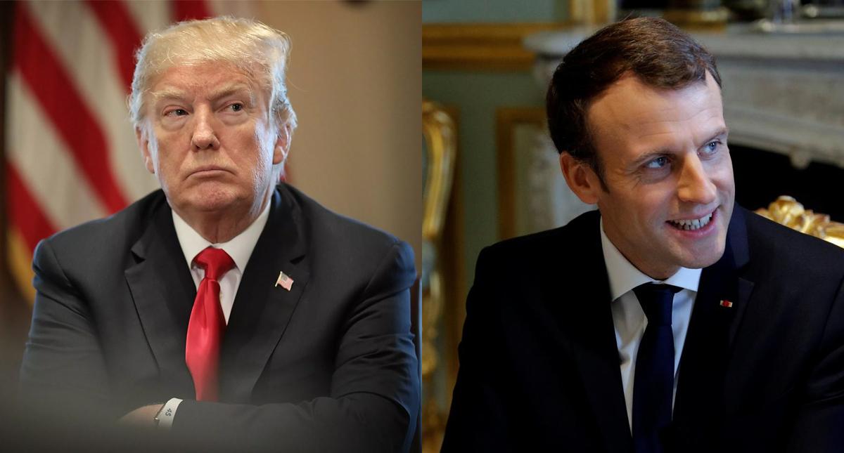 Trump vuelve a llegar tarde a actividades del G7; empiezan sin él