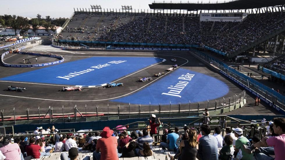 Confirma la FIA realización del ePrix en México - Foto de Internet