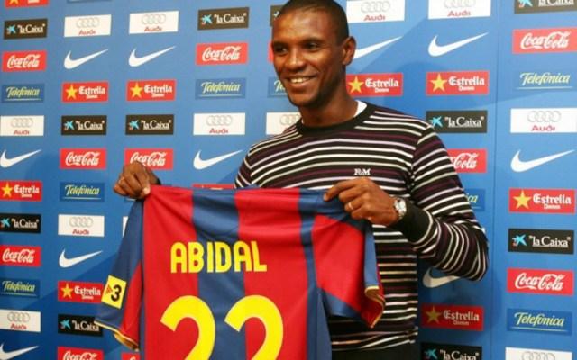 Eric Abidal será secretario técnico del FC Barcelona - Foto de FC Barcelona