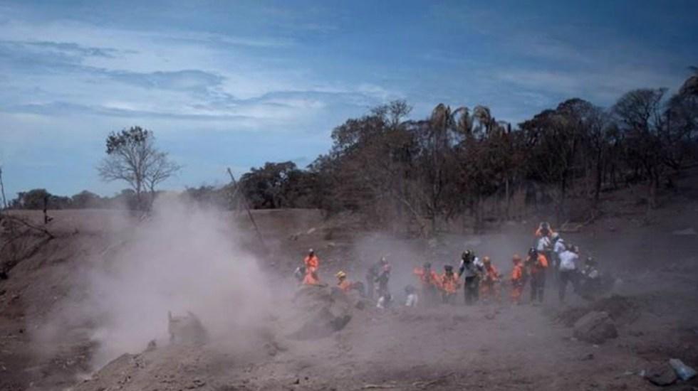 Aumentan a 109 muertos por erupción en Guatemala; suspenden búsqueda por mal clima - Foto de Prensa Libre
