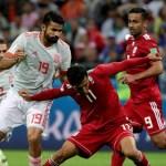 España se proclama líder del grupo B en la Copa del Mundo