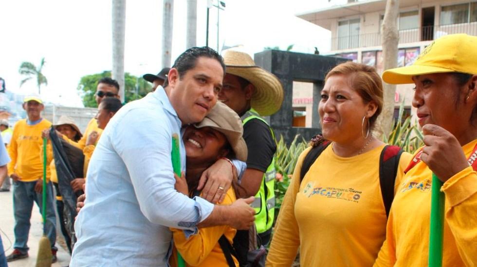 PRI denuncia ante Fepade a alcalde de Acapulco - Foto de @EvodioVelazquez