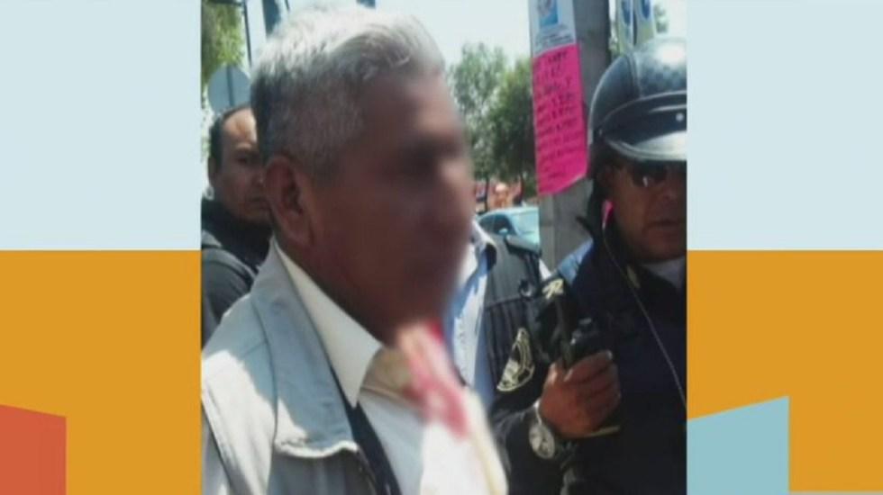 Exmilitar teme venganza de familiares de ladrón al que abatió - Foto de Noticieros Televisa