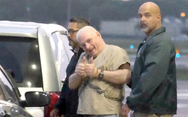 Extraditan al expresidente Ricardo Martinelli a Panamá - Foto de AFP