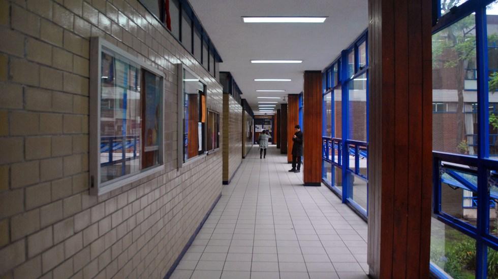 Muere estudiante en las instalaciones de la UNAM - Foto de internet.