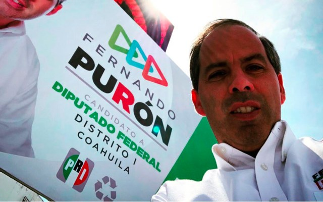 PRI y PVEM repudian homicidio de candidato a diputado federal en Coahuila - Foto de @PURONJOHNSTON