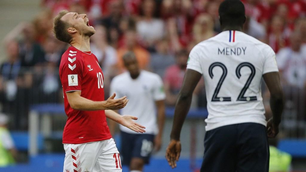 Dinamarca y Francia clasifican con aburrido empate - Foto de Mexsport