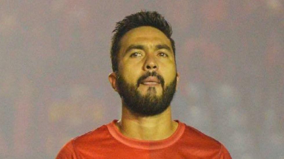 Futbolista mexicano vivió la erupción del volcán de Fuego - Foto de Carlos Kamiani
