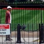 #Video Arrestan a hombre por saltar valla de la Casa Blanca