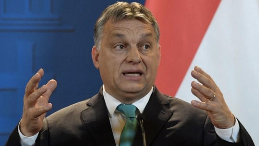 Hungría aprueba ley antimigrante - Foto de The Guardian