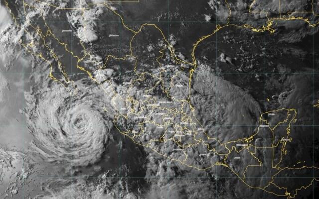 Huracán Bud provocará tormentas fuertes en el norte del país - Foto de Conagua