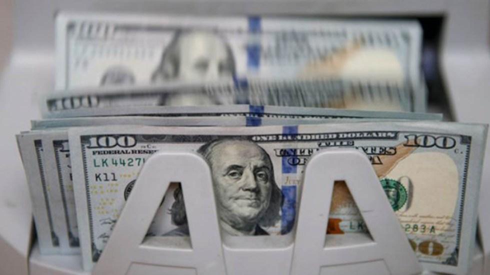 Dólar se ubica en 19.75 pesos tras mensaje de Meade y Anaya - Foto de internet