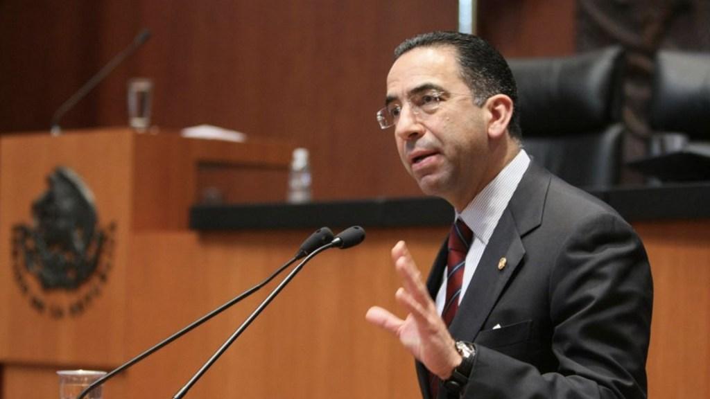TEPJF multa a Javier Lozano por discriminación contra adultos mayores - Foto de archivo