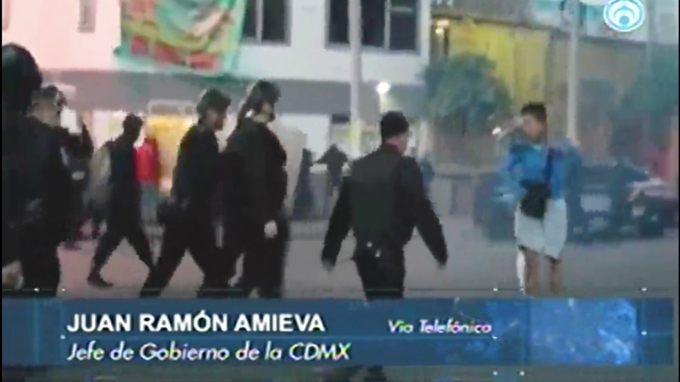 Narcomenudistas capitalinos tienen relación con cárteles nacionales: Amieva - Captura de Pantalla